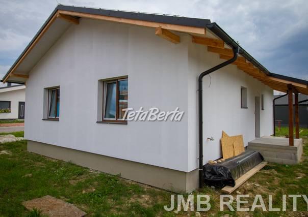 Novostavba, bungalov 4+1 v lokalite Svederník, Lipová Alej, foto 1 Reality, Domy | Tetaberta.sk - bazár, inzercia zadarmo