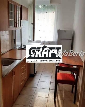 GRAFT ponúka 1-izb. byt Teplická ul. - N.Mesto, foto 1 Reality, Byty | Tetaberta.sk - bazár, inzercia zadarmo