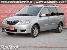 Mazda MPV 2,0 DI 100 kW or. ALU parkpilo
