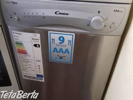 Nepoužitá úplne nová umývačka riadu CANDY CSF 4575 E. Bola kúpená pre starých rodičov a len stála v kuchyni , Elektro, Chladničky, umývačky a práčky  | Tetaberta.sk - bazár, inzercia zadarmo