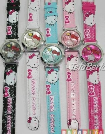 Hello Kitty hodinky nový dizajn, foto 1 Pre deti, Ostatné | Tetaberta.sk - bazár, inzercia zadarmo
