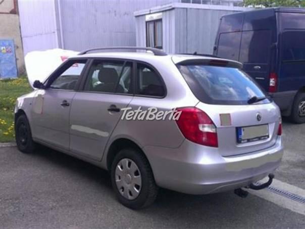 Škoda Fabia 1,5   FABIA COMBI 1.4 TDI PD CLASSIC, foto 1 Auto-moto, Automobily | Tetaberta.sk - bazár, inzercia zadarmo