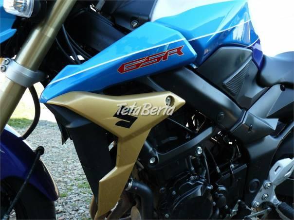 Suzuki GSR 750, foto 1 Auto-moto | Tetaberta.sk - bazár, inzercia zadarmo