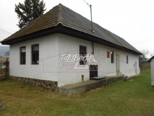 predáme dom vo Vyšnej Myšľi, foto 1 Reality, Chaty, chalupy   Tetaberta.sk - bazár, inzercia zadarmo