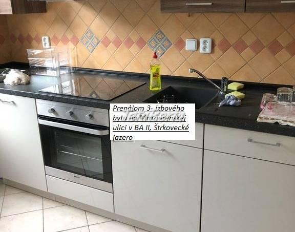 Prenájom 3- izbového bytu na Mraziarenskej ulici v BA I, foto 1 Reality, Byty | Tetaberta.sk - bazár, inzercia zadarmo
