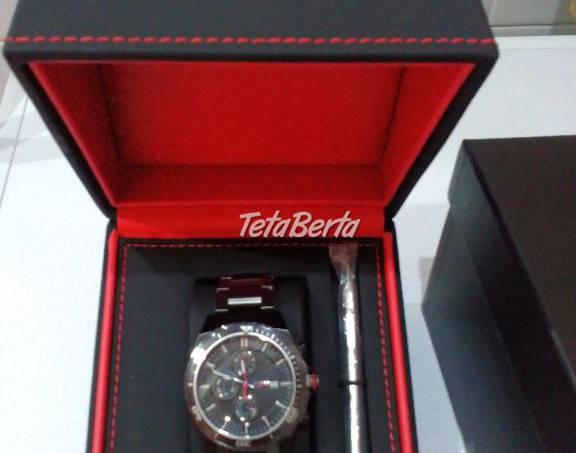 Panske chronograf hodinky, foto 1 Móda, krása a zdravie, Hodinky a šperky | Tetaberta.sk - bazár, inzercia zadarmo