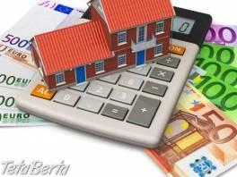 Ponúkam Hypotéky, spotrebné úvery, refinancovanie, poistenia...  , Reality, Pozemky  | Tetaberta.sk - bazár, inzercia zadarmo