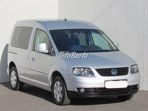 Volkswagen Caddy  1.6, Serv.kniha, foto 1 Auto-moto, Automobily | Tetaberta.sk - bazár, inzercia zadarmo