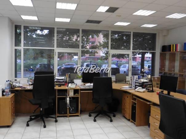 Dám do prenájmu kanceláriu 107 m2 v Petržalke vo vyhľadávanej časti - Černyševského ulica, foto 1 Reality, Kancelárie a obch. priestory | Tetaberta.sk - bazár, inzercia zadarmo