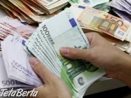 Úver ponuka pre každého, rýchlo a spoľahlivo , Obchod a služby, Financie    Tetaberta.sk - bazár, inzercia zadarmo