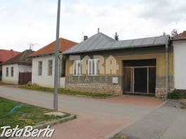 Starší RD v obci Jasov, pozemok 1660 m2, vhodný na bývanie aj ako na chalupu , Reality, Domy  | Tetaberta.sk - bazár, inzercia zadarmo