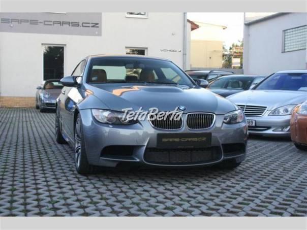 BMW M3 E92 4.0 V8, SERVISKA, DPH, ZÁRUKA, foto 1 Auto-moto, Automobily | Tetaberta.sk - bazár, inzercia zadarmo
