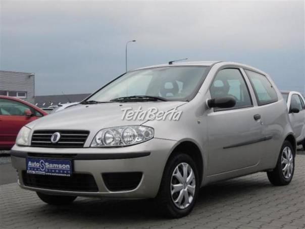 Fiat Punto 1.2 *KLIMATIZACE*CITYSERVO*, foto 1 Auto-moto, Automobily | Tetaberta.sk - bazár, inzercia zadarmo