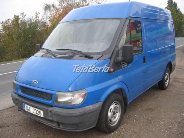 Ford Transit 2.0 TDDi, Odpočet DPH, foto 1 Auto-moto, Automobily | Tetaberta.sk - bazár, inzercia zadarmo