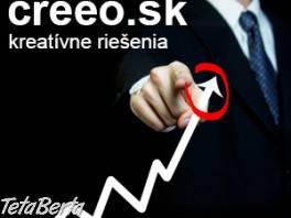Creeo-Tvorba eshopov, marketing - Kreatívne riešenia , Obchod a služby, Potreby pre obchodníkov  | Tetaberta.sk - bazár, inzercia zadarmo
