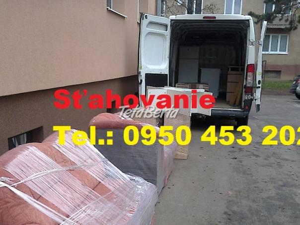 Sťahovanie Stará Túra vypratávanie doprava, foto 1 Obchod a služby, Preprava tovaru   Tetaberta.sk - bazár, inzercia zadarmo