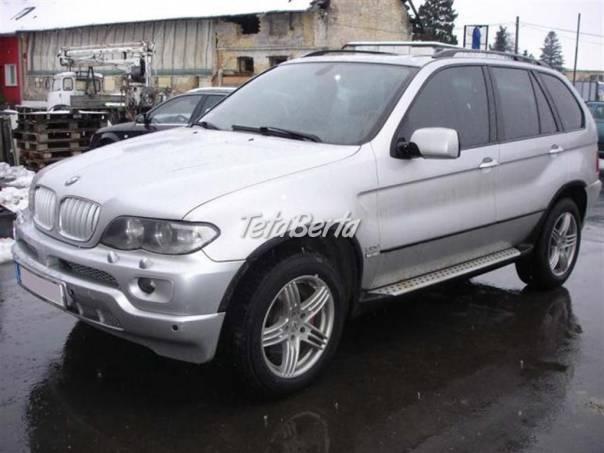 BMW X5 , foto 1 Auto-moto, Automobily | Tetaberta.sk - bazár, inzercia zadarmo