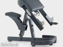 Posilovací stroj Technogym - Scott Bench Pure Strength - Repasovaný , Hobby, voľný čas, Šport a cestovanie    Tetaberta.sk - bazár, inzercia zadarmo