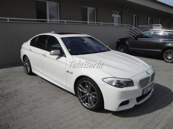 BMW Řada 5 M550d xDrive, foto 1 Auto-moto, Automobily | Tetaberta.sk - bazár, inzercia zadarmo