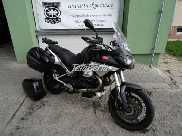 Moto Guzzi Stelvio Stelvio 1200 ABS-PLNÁ-TOP, foto 1 Auto-moto | Tetaberta.sk - bazár, inzercia zadarmo