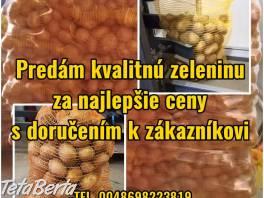 Predám kvalitnú zeleninu za najlepšie ceny s doručením k zákazníkovi , Dom a záhrada, Ostatné  | Tetaberta.sk - bazár, inzercia zadarmo