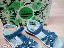 Sandálky Bama veľkosť 33 , Pre deti, Detská obuv  | Tetaberta.sk - bazár, inzercia zadarmo
