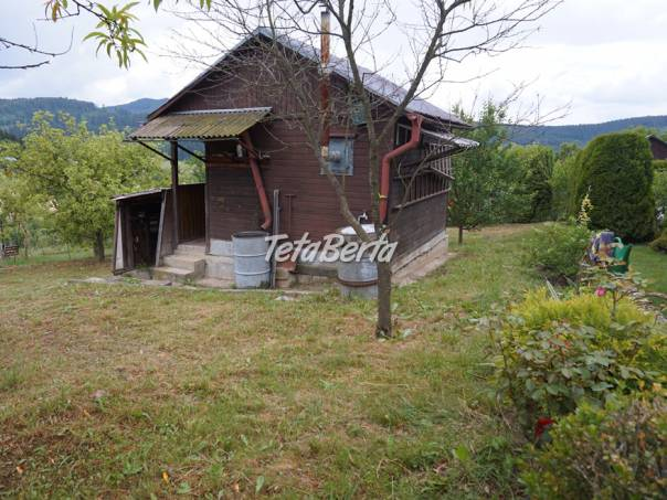 RE0102954 Rekreačný objekt / Záhradná chatka (Predaj), foto 1 Reality, Chaty, chalupy | Tetaberta.sk - bazár, inzercia zadarmo
