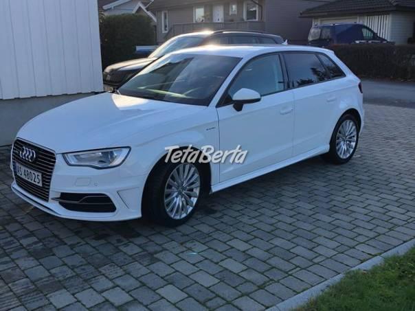 Audi A3, foto 1 Auto-moto, Automobily | Tetaberta.sk - bazár, inzercia zadarmo