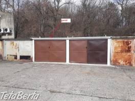 Prenajmem garáž v Bratislave , Reality, Garáže, parkovacie miesta  | Tetaberta.sk - bazár, inzercia zadarmo
