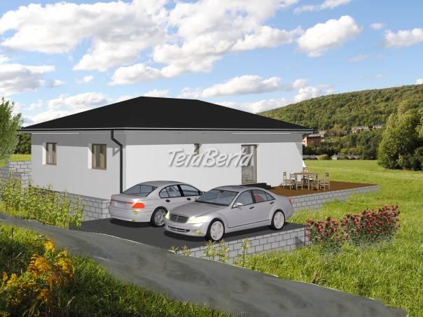 4+kk nízkoenergetický bungalov - Liptovská Štiavnica, foto 1 Reality, Domy | Tetaberta.sk - bazár, inzercia zadarmo