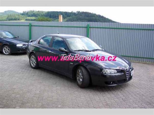 Alfa Romeo 156 1.8 i 16V , 2.0 i 16V, foto 1 Auto-moto | Tetaberta.sk - bazár, inzercia zadarmo