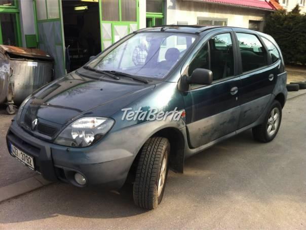 Renault Scénic RX4 1,9dti, foto 1 Auto-moto, Automobily | Tetaberta.sk - bazár, inzercia zadarmo