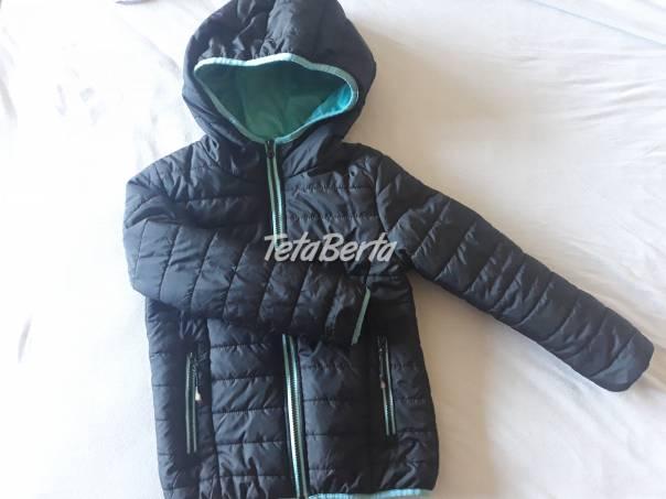 Chlapčenská zimná vetrovka , foto 1 Pre deti, Detské oblečenie | Tetaberta.sk - bazár, inzercia zadarmo
