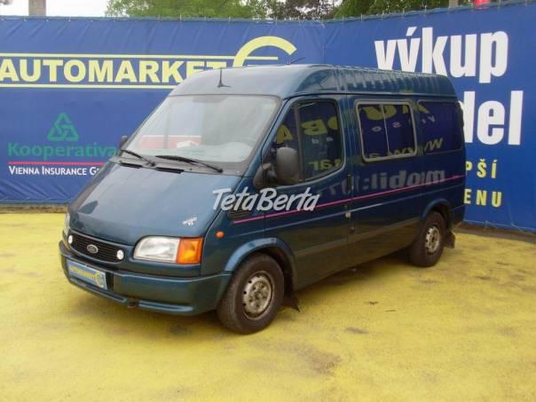 Ford Transit 2.5 Td lůžková úprava, foto 1 Auto-moto, Automobily | Tetaberta.sk - bazár, inzercia zadarmo