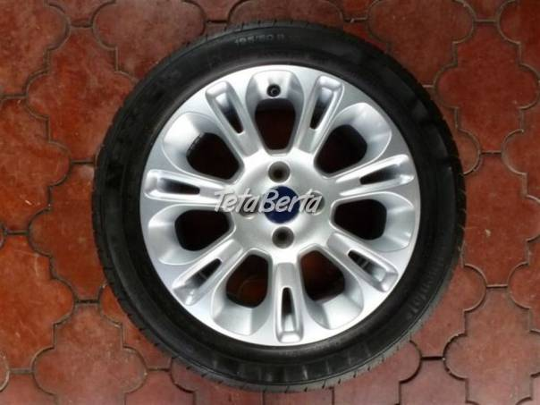 Ford KA Sada Orig. ALU KOL  Ford 15, foto 1 Auto-moto | Tetaberta.sk - bazár, inzercia zadarmo