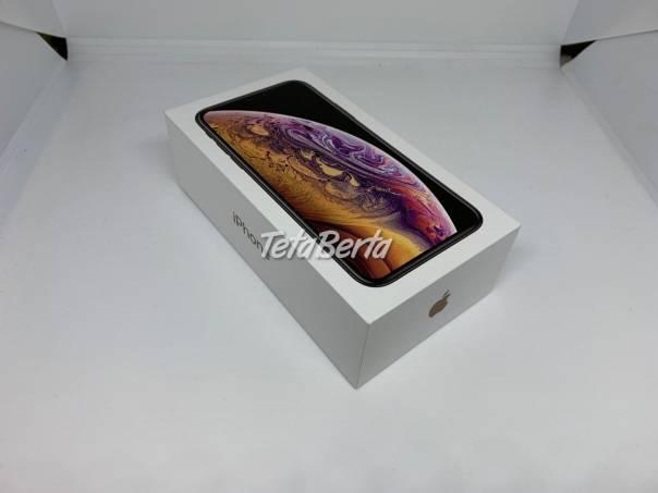 Apple iPhone Xs v krabici s plným príslušenstvom, foto 1 Elektro, Mobilné telefóny   Tetaberta.sk - bazár, inzercia zadarmo