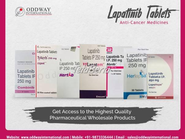 Všeobecný dodávateľ lapatinibu 250 mg lieku v Indii, foto 1 Móda, krása a zdravie, Starostlivosť o zdravie   Tetaberta.sk - bazár, inzercia zadarmo