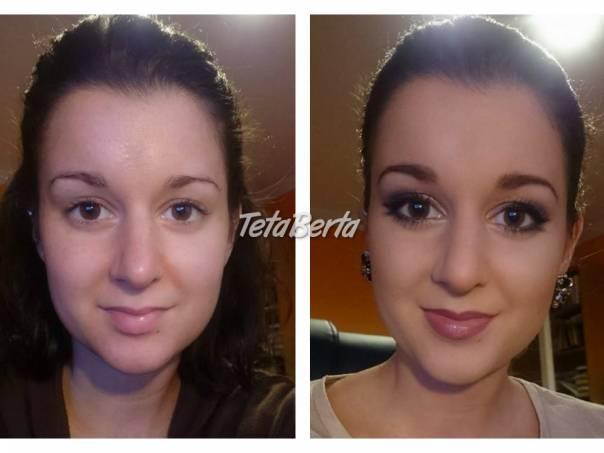 Profesionálny účes a make-up, foto 1 Móda, krása a zdravie, Ostatné | Tetaberta.sk - bazár, inzercia zadarmo