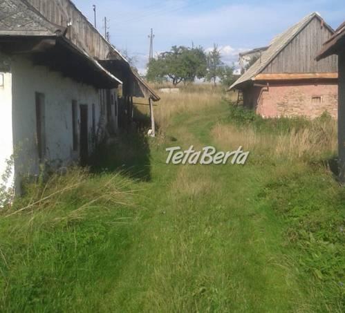 Ponúkame na predaj bývalú sedliacku usadlosť, Turčianske Teplice-Rudno, foto 1 Reality, Pozemky | Tetaberta.sk - bazár, inzercia zadarmo