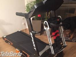 Bežecký pás elekt. HRS T-400MS+masažer (šírka 46cm, do 140kg)   , Hobby, voľný čas, Šport a cestovanie  | Tetaberta.sk - bazár, inzercia zadarmo