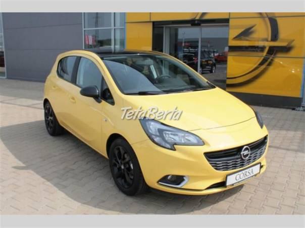 Opel Corsa E 1.4 COLOR EDITION (66kW/90k), foto 1 Auto-moto, Automobily | Tetaberta.sk - bazár, inzercia zadarmo