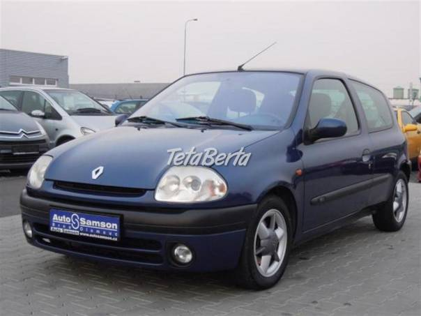 Renault Clio 1.6i -16V *KLIMATIZACE*, foto 1 Auto-moto, Automobily | Tetaberta.sk - bazár, inzercia zadarmo