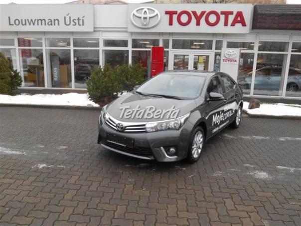 Toyota Corolla 1.6 Active Exclusive - ÚSTÍ, foto 1 Auto-moto, Automobily | Tetaberta.sk - bazár, inzercia zadarmo