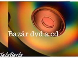 Bazar CD a DVD