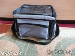 Predám tašku na bicykel bez držiaka. Rozmery: 26x16x19 cm , Móda, krása a zdravie, Kabelky a tašky  | Tetaberta.sk - bazár, inzercia zadarmo