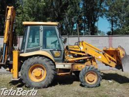 JCB 3 CX , Poľnohospodárske a stavebné stroje, Stavebné stroje  | Tetaberta.sk - bazár, inzercia zadarmo