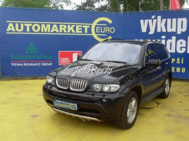 BMW X5 3.0D 160KW, foto 1 Auto-moto, Automobily | Tetaberta.sk - bazár, inzercia zadarmo