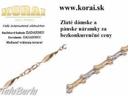 Náramky zlaté KORAI , Móda, krása a zdravie, Hodinky a šperky  | Tetaberta.sk - bazár, inzercia zadarmo