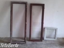 drevené okná lacno na predaj , Dom a záhrada, Okná, dvere a schody  | Tetaberta.sk - bazár, inzercia zadarmo