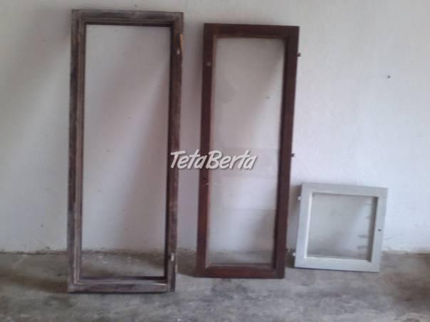 drevené okná lacno na predaj, foto 1 Dom a záhrada, Okná, dvere a schody | Tetaberta.sk - bazár, inzercia zadarmo